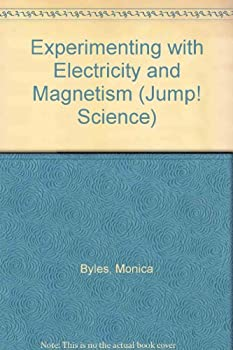 Hardcover Experiment with Magnetism and Electricity (Jump Science) Book