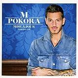 Songtexte von M. Pokora - Mise à jour