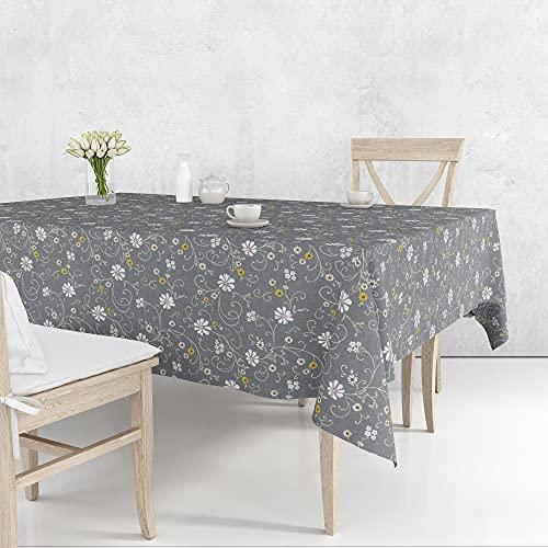 nappe plastifiee rectangulaire - toile cirée au metre - nappe anti tache - nappe enduite - nappe plastique - nappe de table - nappe folat - nappe de table