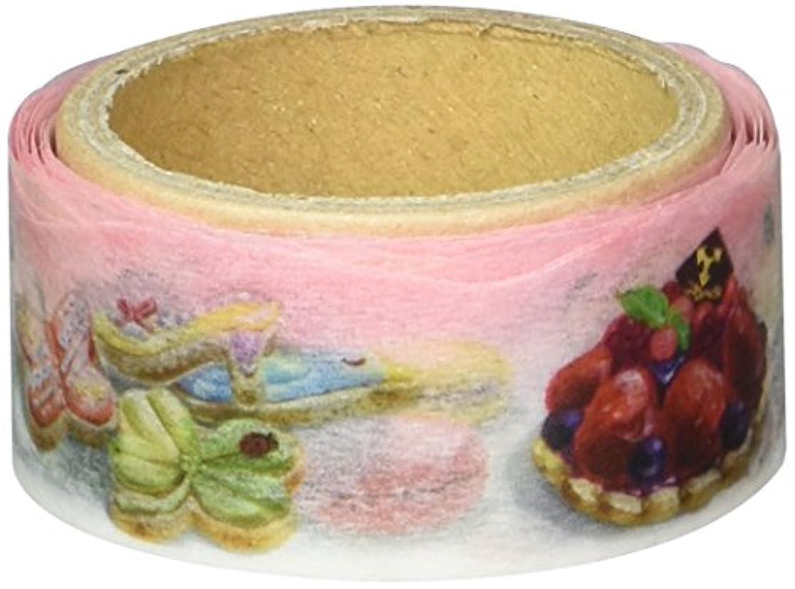 Roundtop Designer's Washi Masking Tape 20mm x 5m, Yano Design Natural Season - Spring Sweets (YD-MK-032)