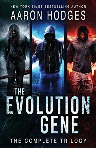 The Evolution Gene The Complete Trilogy product image