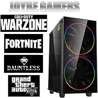 Pc Gaming Joybe Ryzen 5 3,70 GHz X4 / Ssd 1 TB / 16Gb Ddr4 / Grafica Nvidia GTX 1660 / Windows 10 / Ordenador Gaming Sobremesa Juegos Pc