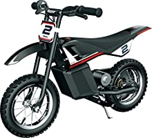 دراجة ديرت روكيت MX125 - احمر/اسود