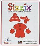 Sizzix Doll Winter Clothes Die Cut Cartridges