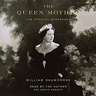 The Queen Mother cover art