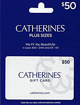 $50 Catherines Gift Card