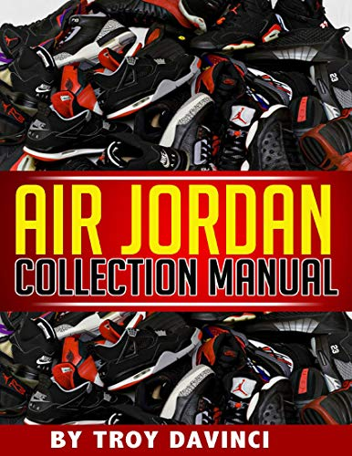 Air Jordan Collection Manual (English Edition)