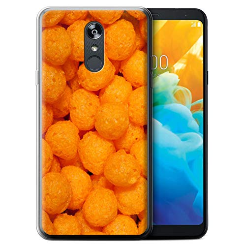 eSwish Phone Case/Cover/Skin/LG-GC/Snacks Collectie LG Stylo 4/4+/Q Stylo 4 Kaas Puffs