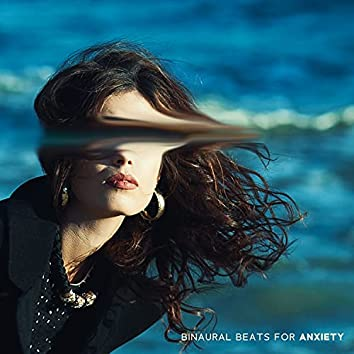 Binaural Beats for Anxiety: Reiki Aura, Cleansing Bad Energy, Anxiety Free, Stress Reduce