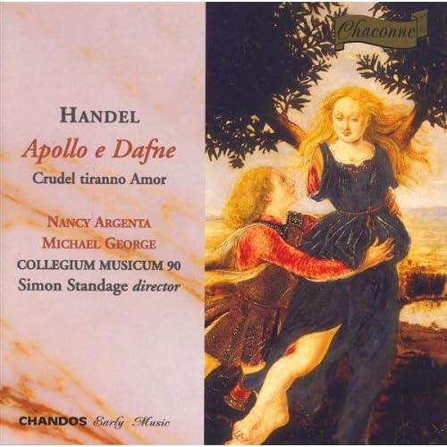 Amazon Music - ナンシー・アージェンタのCrudel tiranno amor, HWV 97 ...