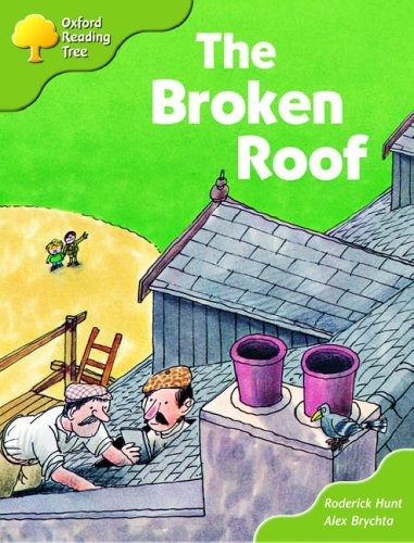 Oxford Reading Tree: Stages 6-7: Storybooks (Magic Key): The Broken Roofの詳細を見る