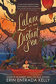 Lalani of the Distant Sea by [Erin Entrada Kelly]