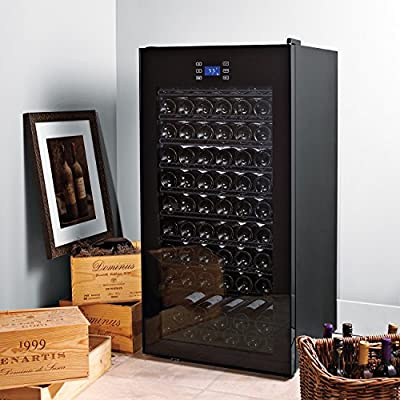 Classic 92 Bottle Single Zone Wine Refrigerator