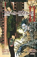 Death Note, tome 11 de Tsugumi Ohba