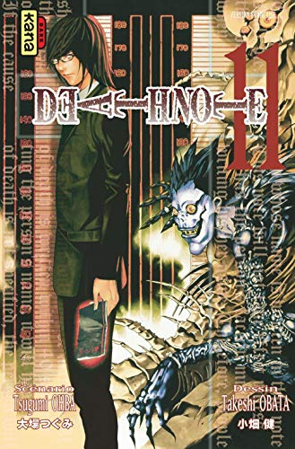 Death Note, tome 11