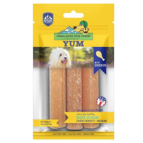 HDC Yaky Snacks yakyYum Himalayan Cheese Treats | Lactose Free | Gluten...