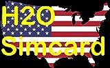 Sim Prepagata USA Rete AT&T - 6GB 4GLTE - Chiamate e messaggi internazionali - 30 giorni