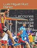 Lecciones de Psicología del Deporte I