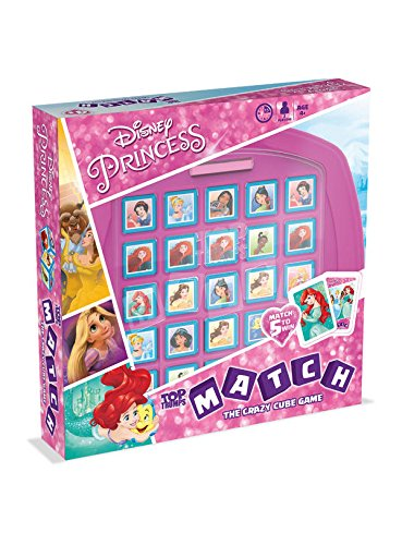 Top Trumps Match Board Game Disney Princess Match