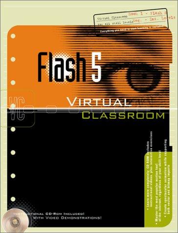 Flash 5 Virtual Classroom, w. CD-ROM