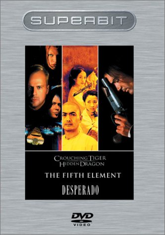 Superbit Collection (Crouching Tiger, Hidden Dragon / The Fifth Element / Desperado)