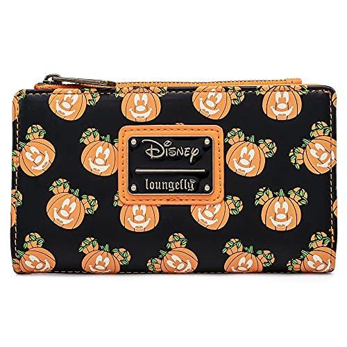 Loungefly Disney Mickey-O-Lantern Flap Wallet