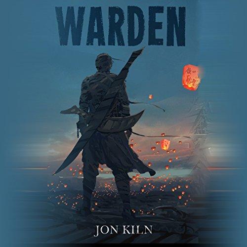 Warden audiobook cover art