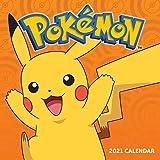 Pokemon 2021 Wall Calendar
