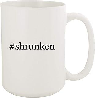 #shrunken - 15oz Hashtag White Ceramic Coffee Mug