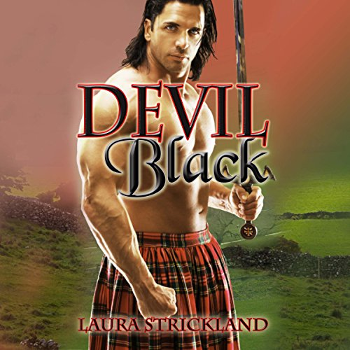 Devil Black audiobook cover art