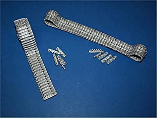 ASSEMBLED METAL TRACKS FOR KING TIGER (LATE), E-50, E-75 1/35 SECTOR35 3524-SL