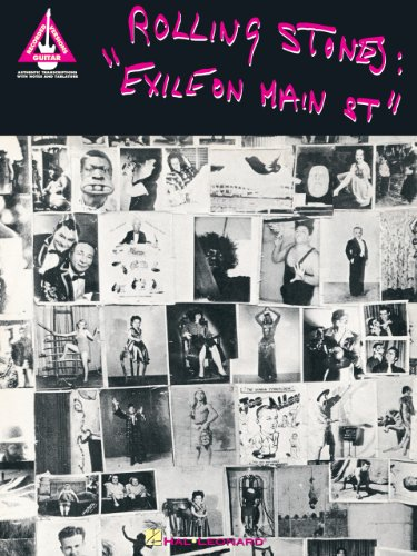 Rolling Stones - Exile on Main Street Songbook: Exile on Main St. (Guitar Recorded Versions S)