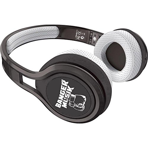 SMS Audio Street by 50Cent Wired On-Ear Kopfhörer, Banger Musik Edition