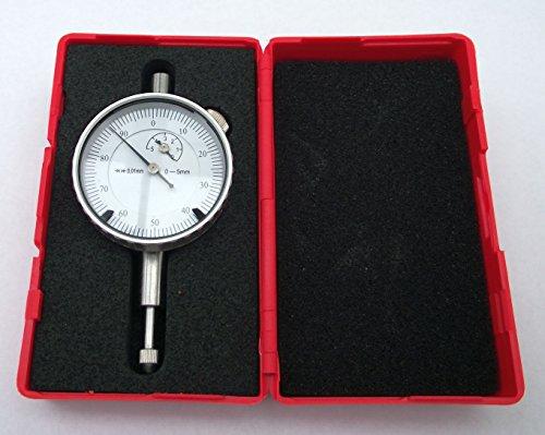 Kleine Messuhr 40mm 0-5mm Kleinmessuhr DIN 878 #A042
