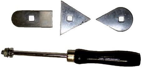 L-DiscountStore 20 cm Flexible Hexagonal Manguera Destornillador de extensi/ón de la Broca Socket Adaptador