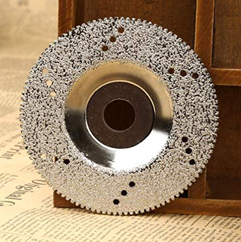 Hpybest - Disco de corte de diamante para cortador Dremel Rotary Tool Cuttter para mármol y hormigón de porcelana (100 mm)