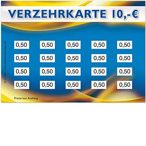 Wertmarke Gutschein Bier Bonrolle 1000 Blatt