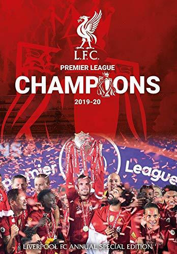 Champions Liverpool FC Premier League Title Winners 201920