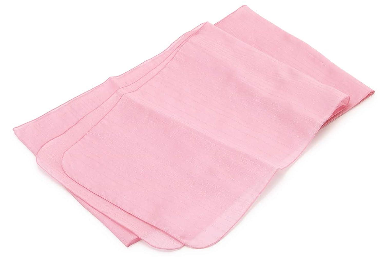 (ソウビエン) 兵児帯 ピンク 水玉 縞 ラメ 浴衣向け 帯飾り 夏向け 女性帯