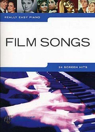 Film Songs - Really Easy Piano - Klaviernoten [Musiknoten]