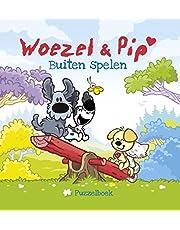 Woezel & Pip - Buiten spelen: Puzzelboek