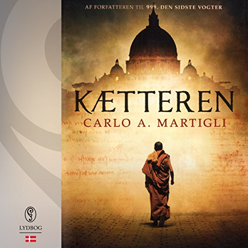 Kætteren audiobook cover art