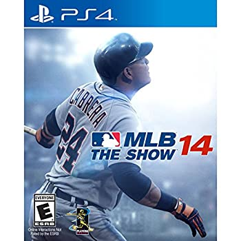 MLB The Show 14 - PS4  Sports Game