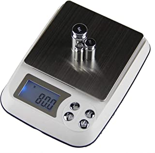 Kitchen Scale Multifunctional Food Scale With 0.5 G (0.01 Oz) Precision Weighing Technology Baking/Cooking/Slimming YUG
