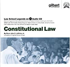 Law School Legends Audio on Constitutional Law (Law School Legends Audio Series)