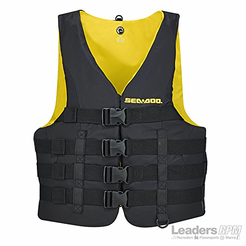 Sea-Doo New OEM Men's 3X-Large, Motion Life Jacket/PFD, 2858761690
