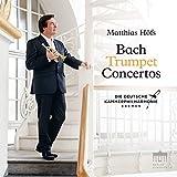 JS Bach: Trumpet Concertos