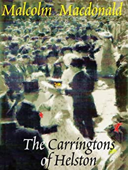 The Carringtons of Helston by [Malcolm Macdonald]