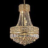 Gold Crystal Chandeliers for Dining Room K9 Modern Crystal Chandelier Classic Luxury...