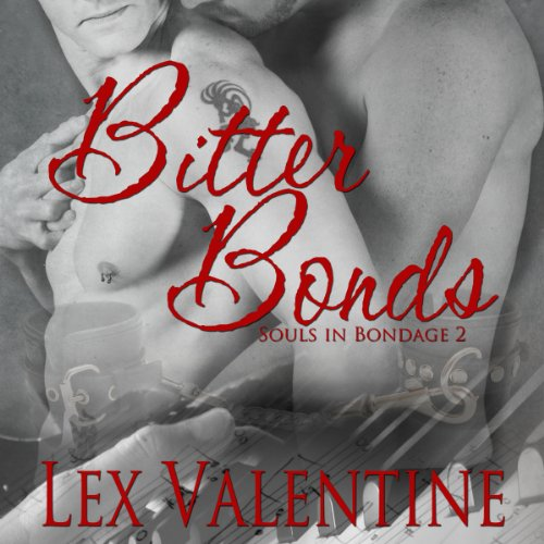 Bitter Bonds audiobook cover art